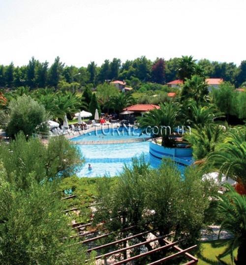 Фото Lagomandra Hotel Ситония (Халкидики)