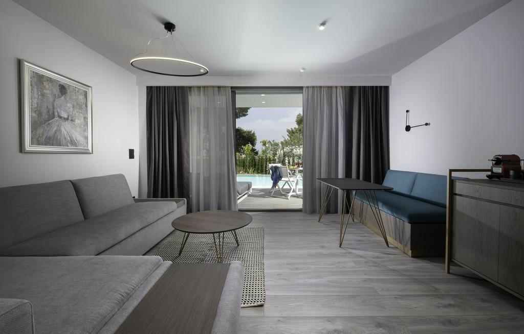 Отель Lagomandra Beach Hotel Греция Ситония (Халкидики)