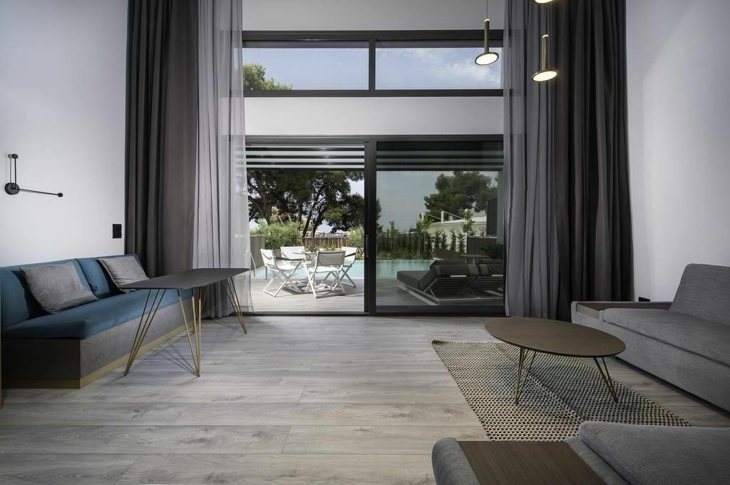 Фото Lagomandra Beach Hotel Греция Ситония (Халкидики)