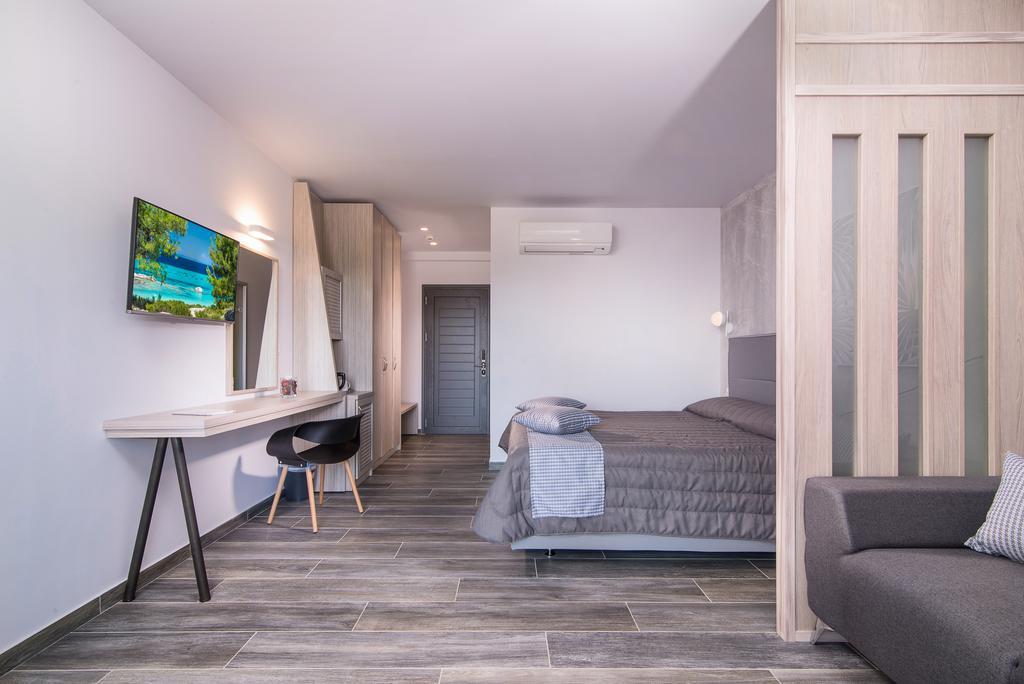 Фото Lagomandra Beach Hotel Ситония (Халкидики)