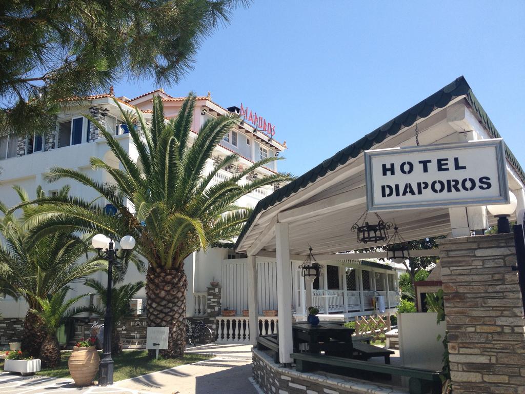 Фото Diaporos Hotel Греция Ситония (Халкидики)