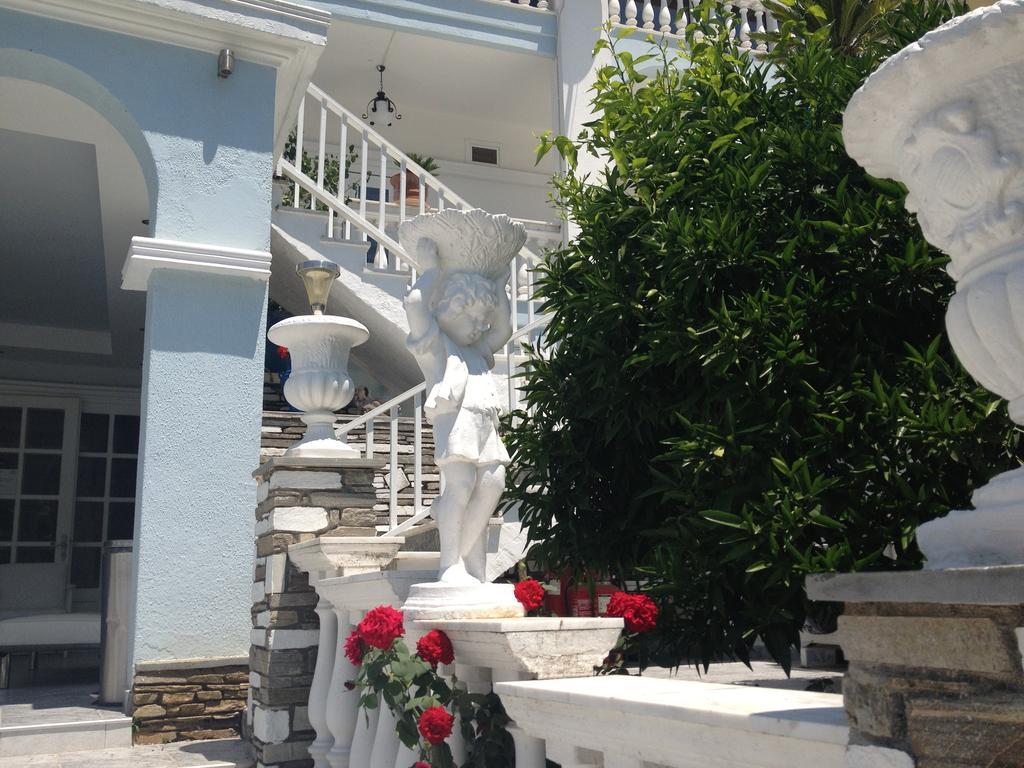 Фото Diaporos Hotel Греция