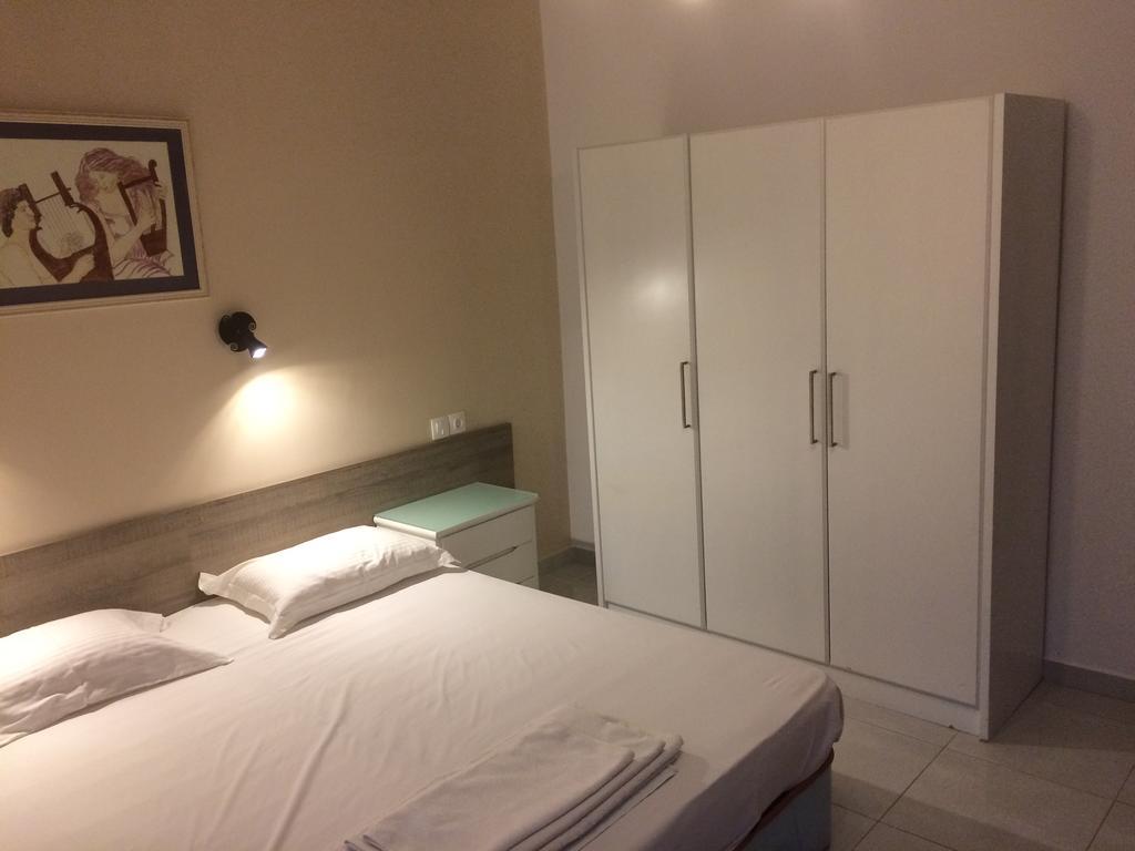 Отель Diaporos Hotel Греция Ситония (Халкидики)