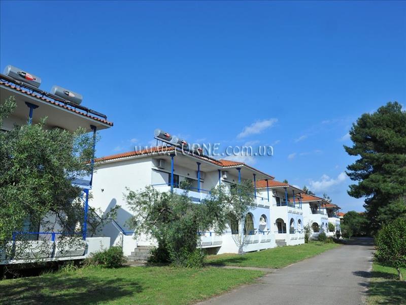 Фото Sithonia Village Hotel Греция Ситония (Халкидики)