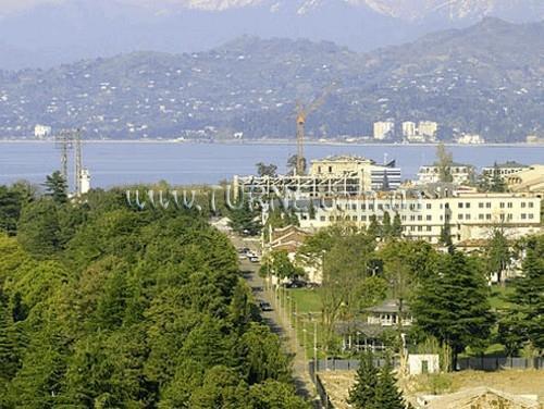 Отель Tsereteli Грузия Батуми