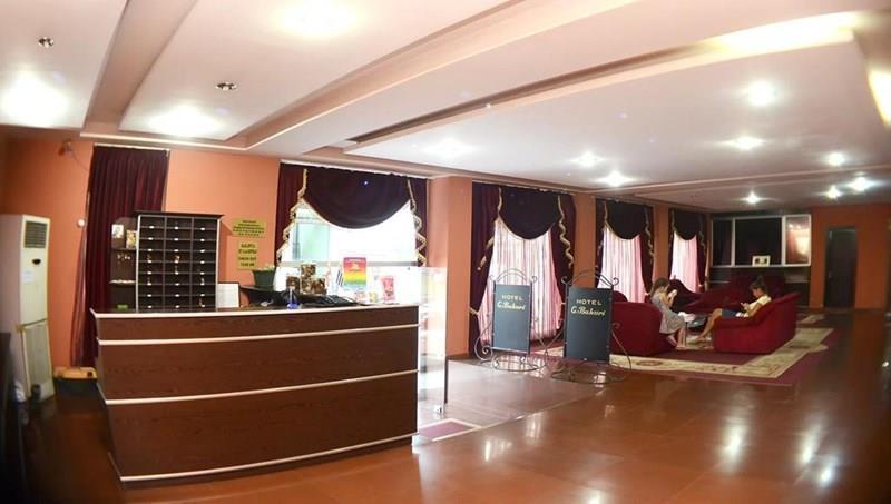 Отель G-Bakuri Батуми