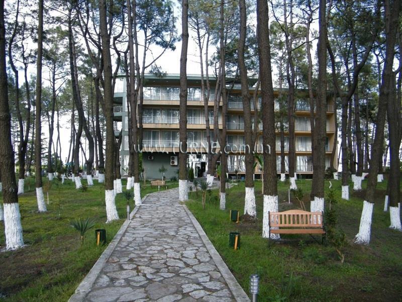 Отель Andamati Грузия Квариати