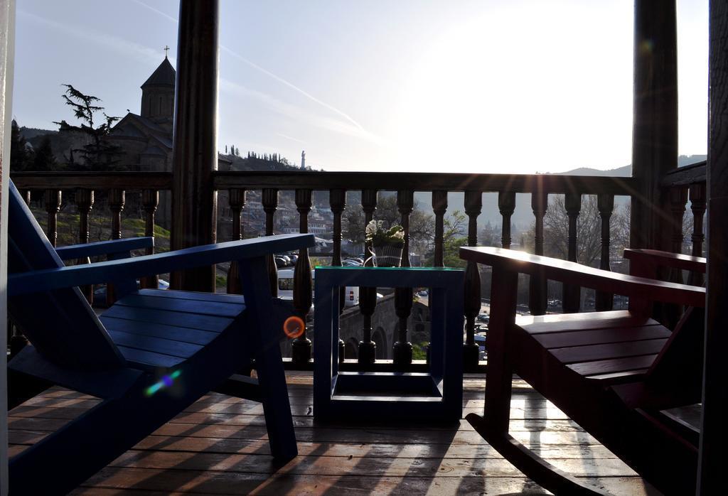 Отель Tiflis Metekhi Hotel Тбилиси