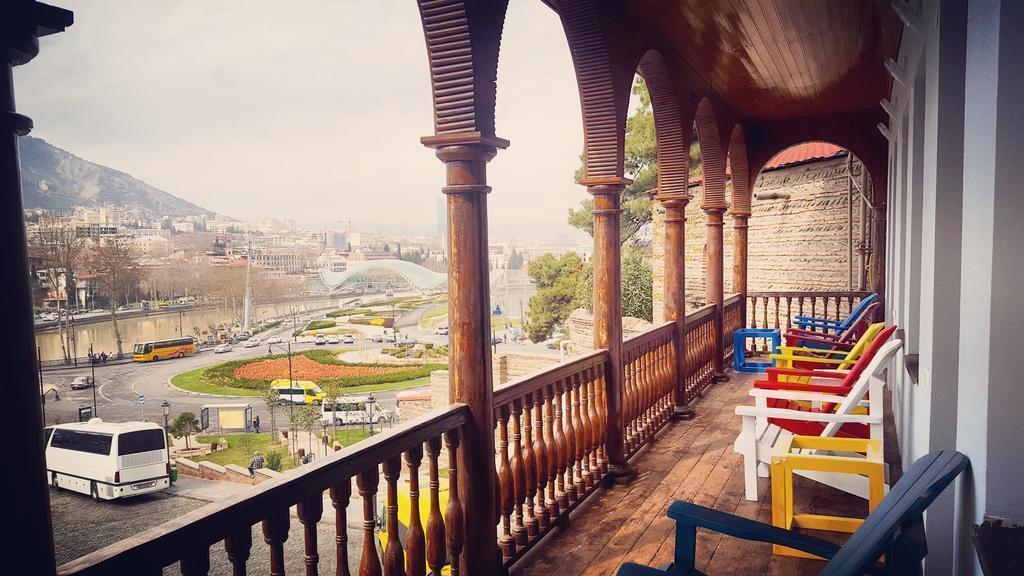 Фото Tiflis Metekhi Hotel Грузия