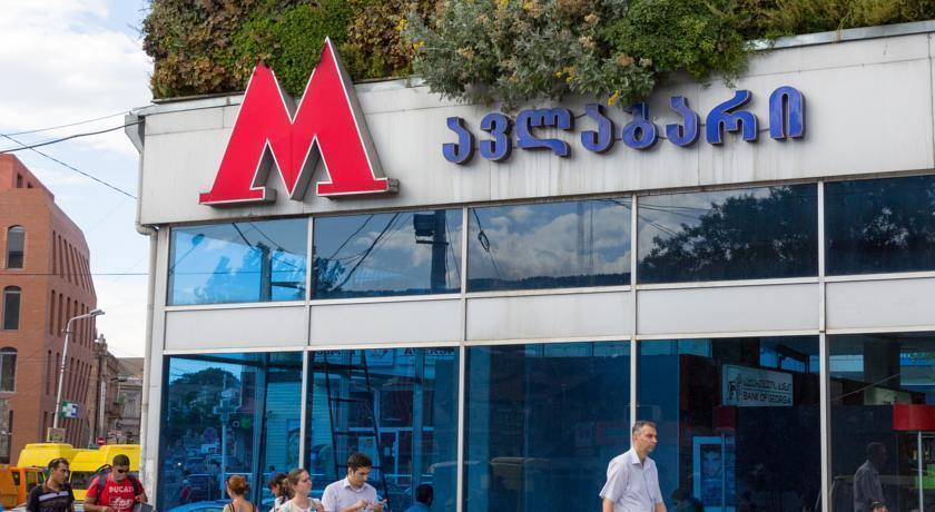 Отель Tiflis Metekhi Hotel Грузия Тбилиси