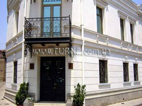 Фото Villa Mtiebi Boutique Hotel Тбилиси