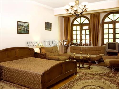 Отель Villa Mtiebi Boutique Hotel Грузия Тбилиси