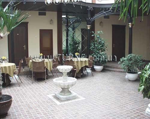 Отель Villa Mtiebi Boutique Hotel Тбилиси