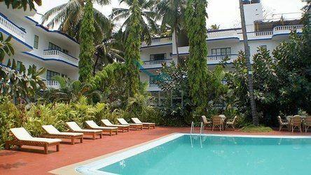 Mello Rosa Resort 2*, Индия, Бага