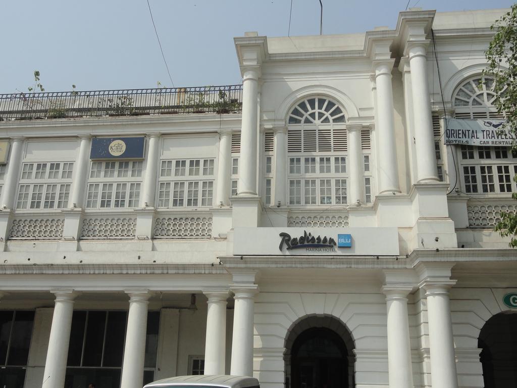 The Radisson Blu Marina Hotel