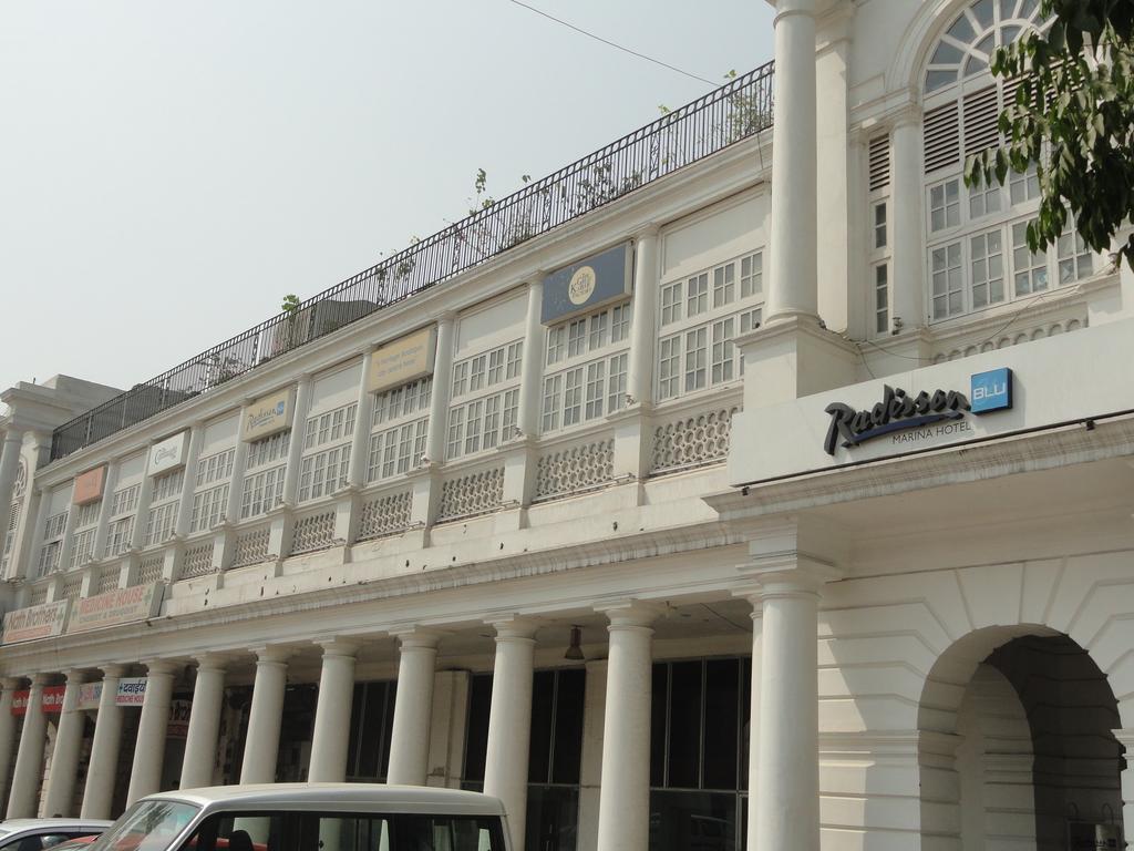 Отель The Radisson Blu Marina Hotel Индия Дели