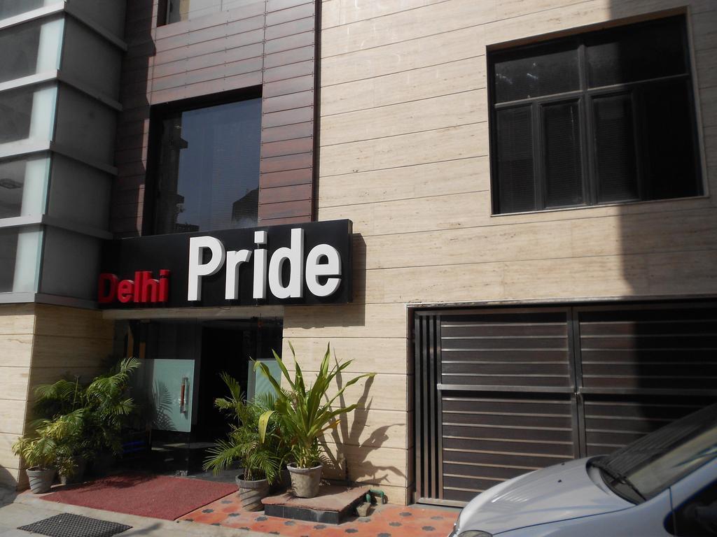 Отель Delhi Pride Дели