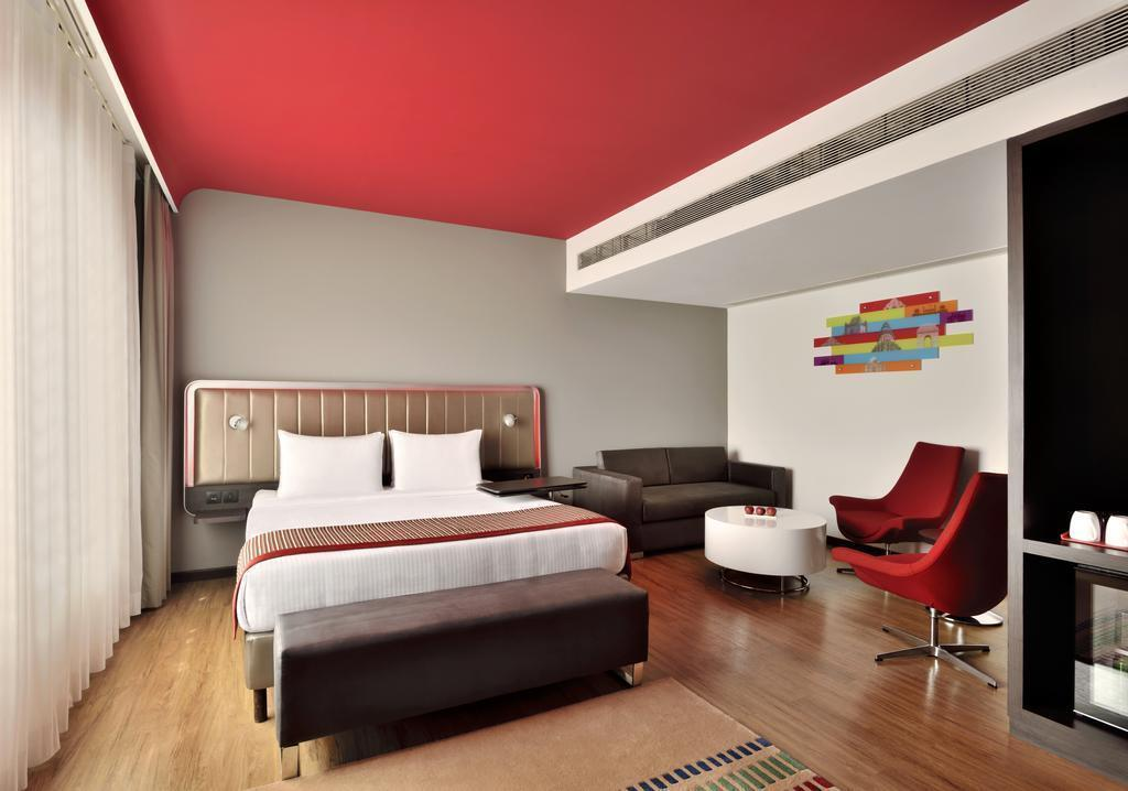Отель Vikram Индия Дели