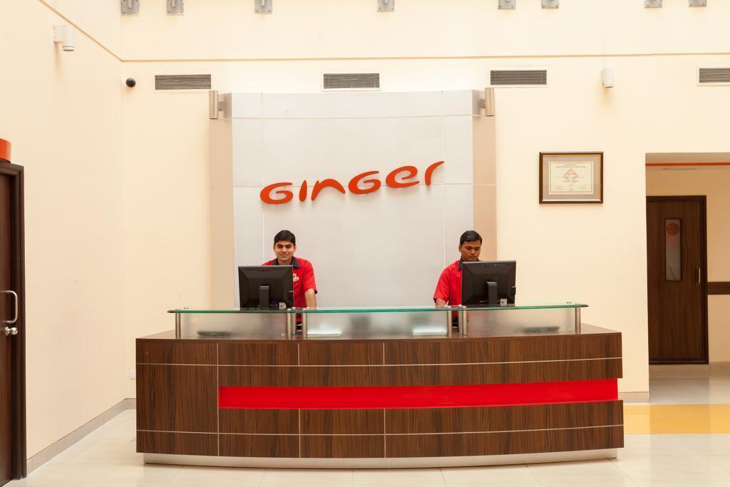 Отель Ginger Jaipur Индия Джайпур