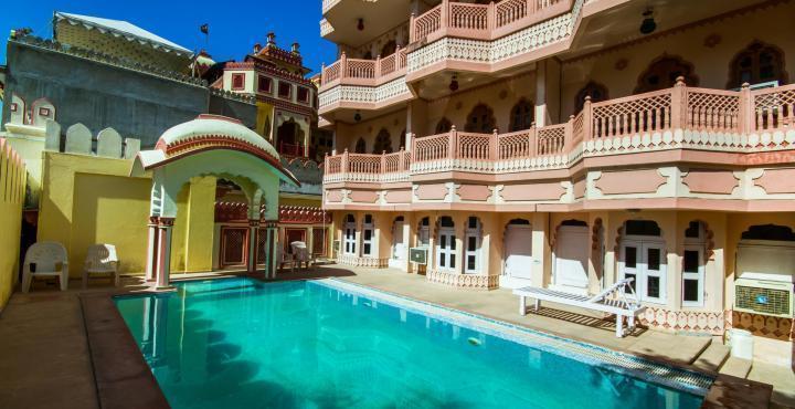 Фото Hotel Sajjan Niwas 3*