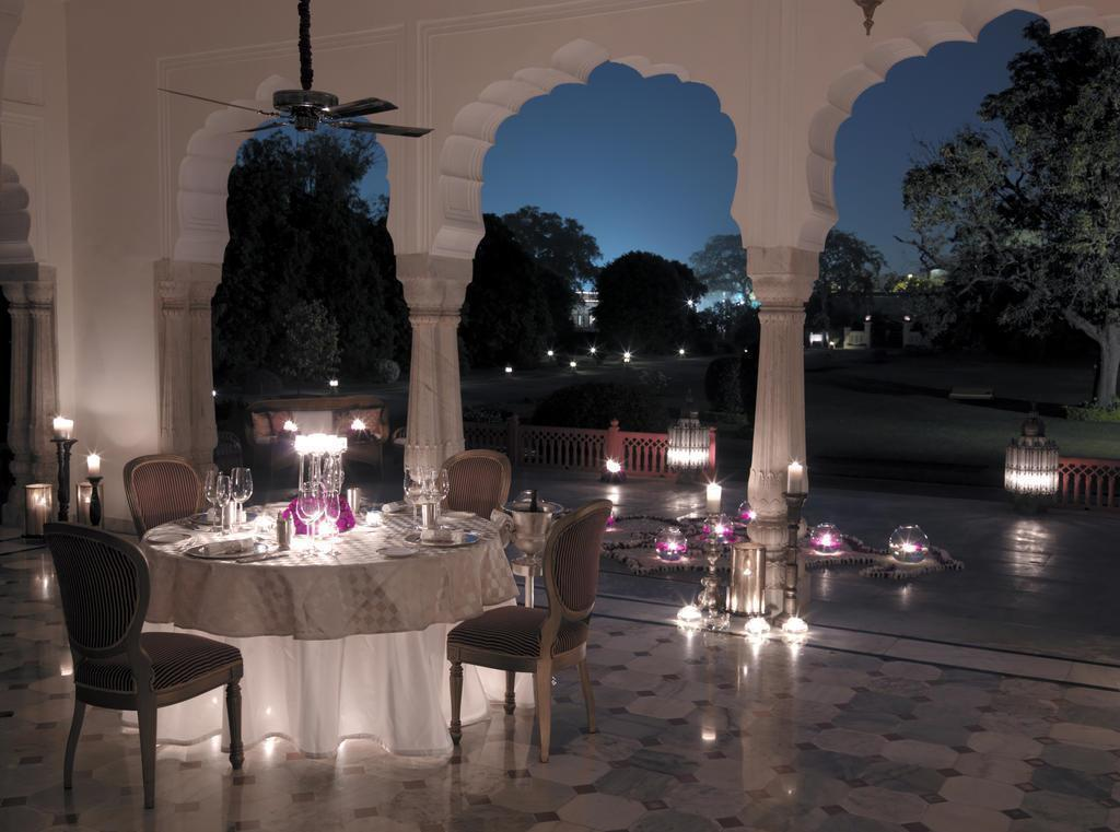 Фото Rambagh Palace 5*