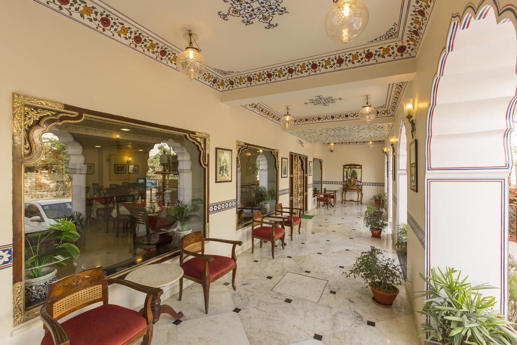 Фото Umaid Residency A Regal Heritage Home 3*