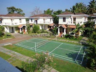 White Square Nirvana 3*, Индия, Гоа