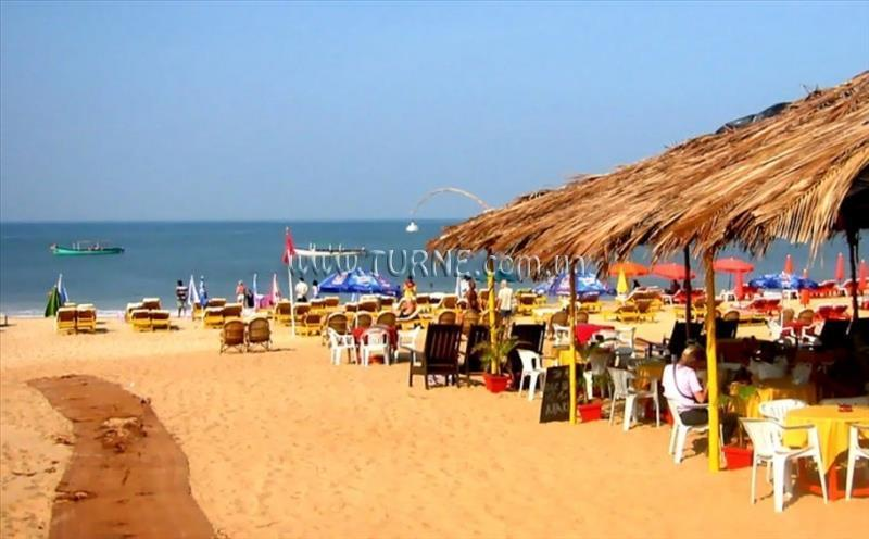 De Sai Holiday Homes Индия Гоа