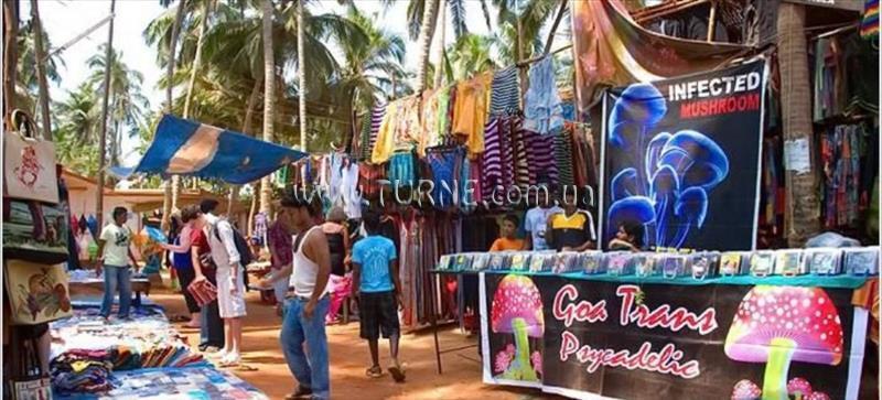 De Sai Holiday Homes Гоа
