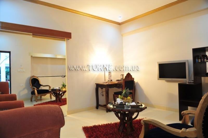 Отель United 21 Emerald Индия Гоа