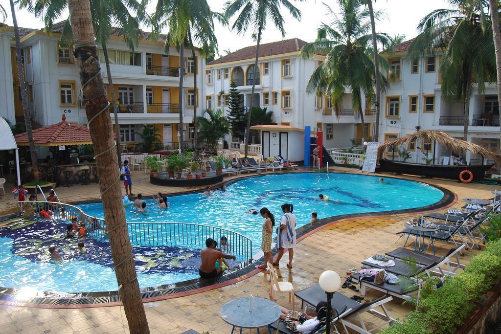 Отель Alor Grande Resort Гоа