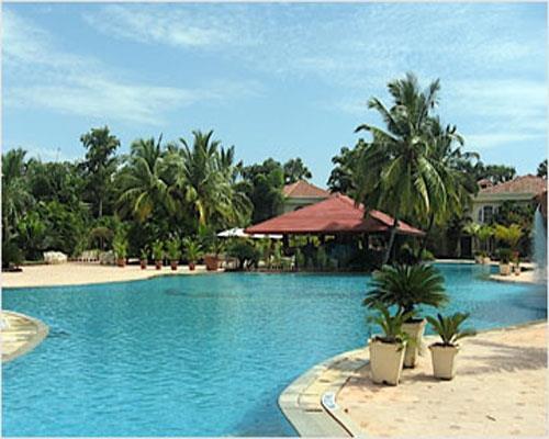 Отель The Zuri Индия Гоа