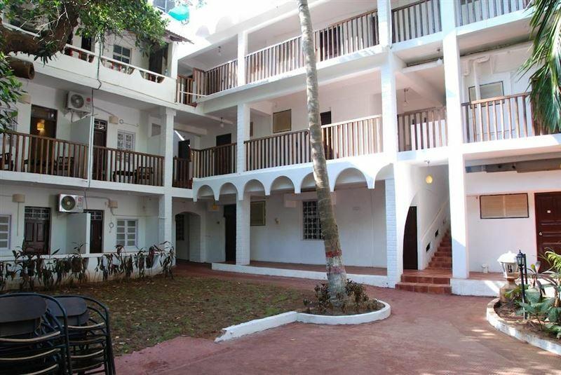 Отель Villa Fatima Гоа