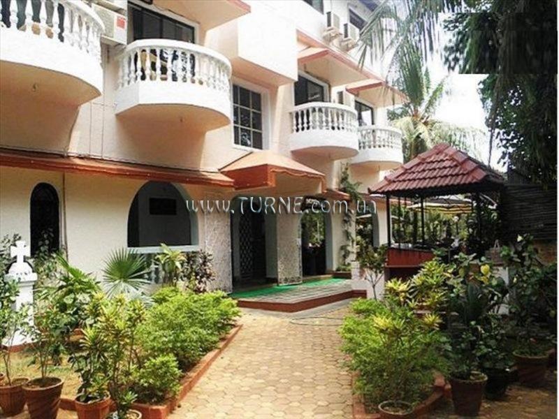Отель Xavier Beach Resort Гоа
