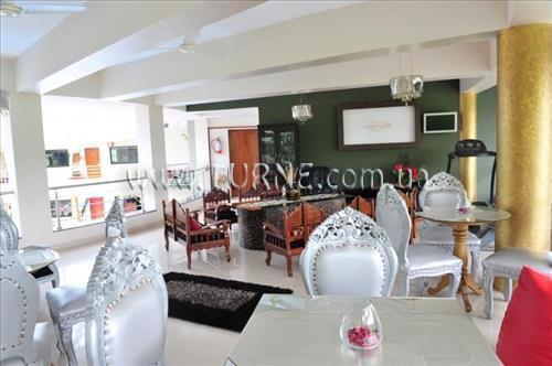 Отель The Emerald Forest Индия Гоа