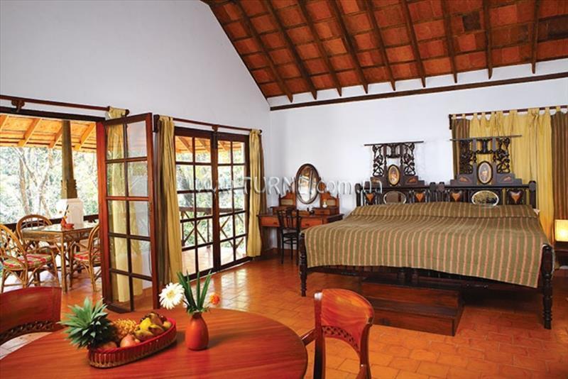 Отель Duke's Forest Lodge Индия Керала