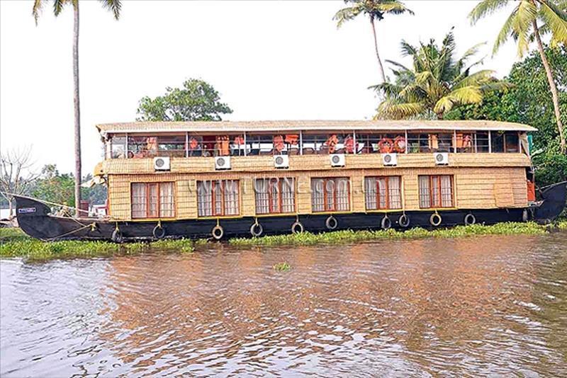 Отель Backwater Ripples Индия Керала