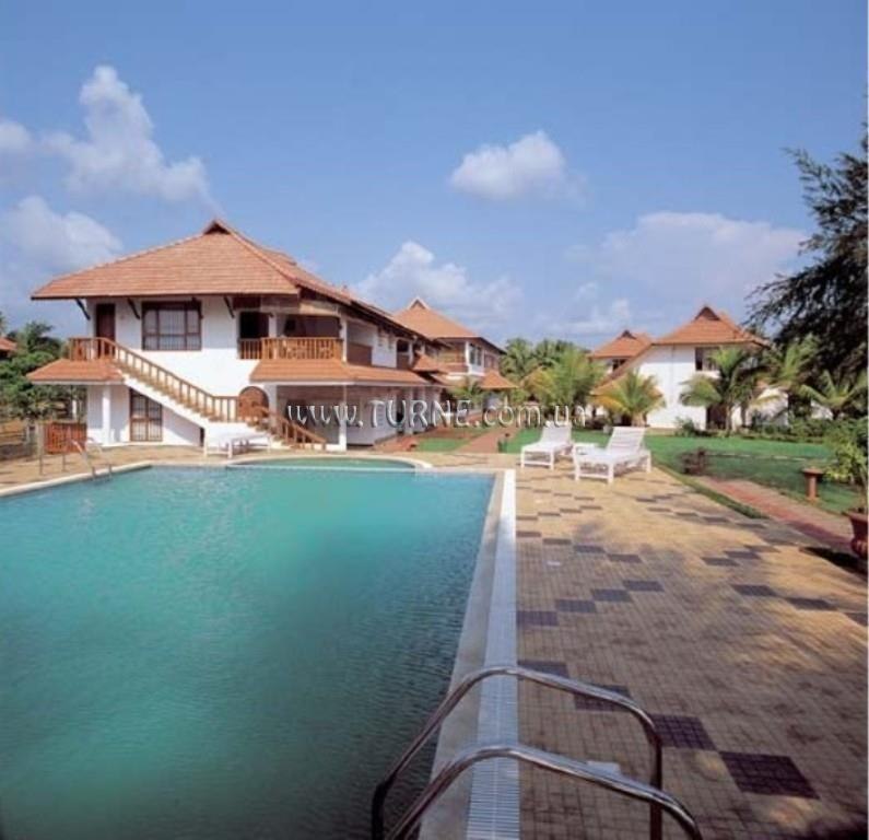 Отель Backwater Ripples Керала