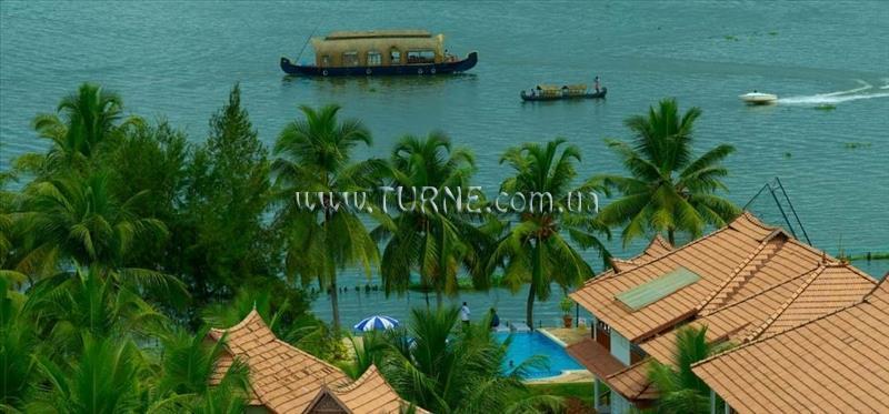 Фото Backwater Ripples Керала