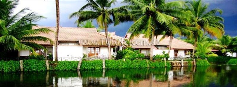 Backwater Ripples Индия Керала