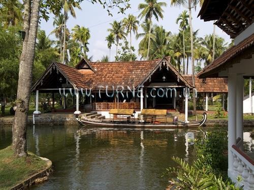 Coconut Lagoon Керала