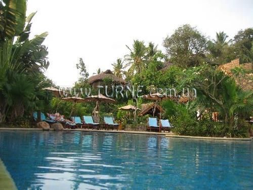 Отель Taj Green Cove Resort Индия Керала