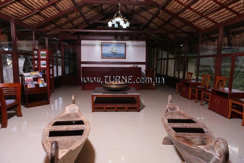 Отель Deep Woods Resort Индия Керала