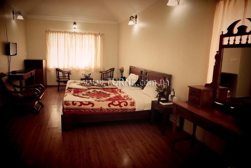 Отель Deep Woods Resort Керала