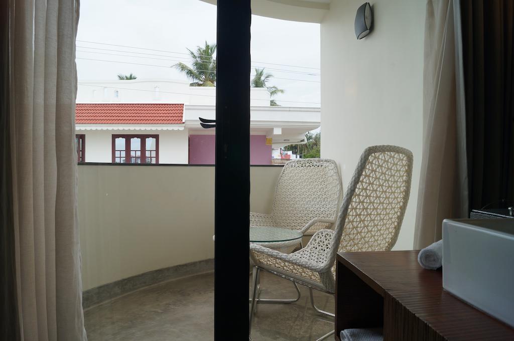 Отель Xandari Harbour Керала