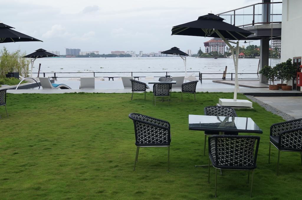 Фото Xandari Harbour Индия Керала