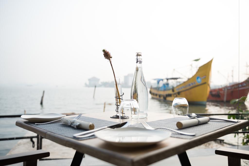 Xandari Harbour Индия Керала