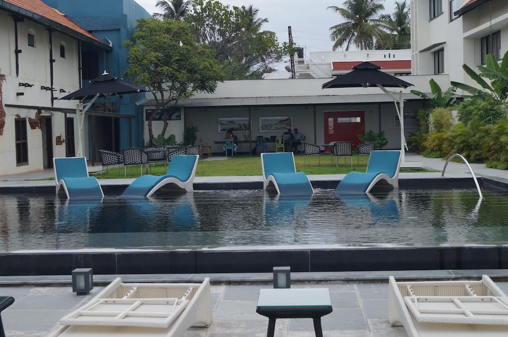 Отель Xandari Harbour Индия Керала