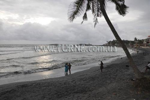 Отель Uday Samudra (ex. Uday Samudra Beach) Индия Керала