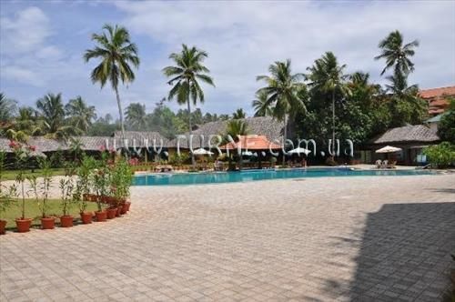 Отель Uday Samudra (ex. Uday Samudra Beach) Керала
